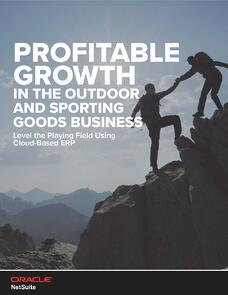 Profitable Growth in the Outdoor and Sporting Goods Business 1