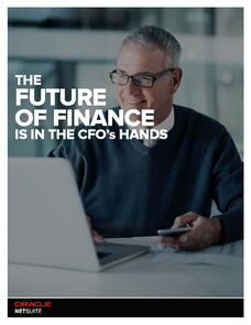 The Future of Finance is in the CFOs Hands
